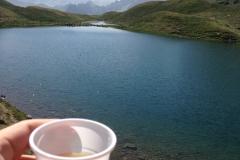 Ricard au lac d'Aule