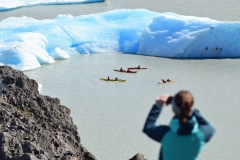 Photographe Grey Glacier